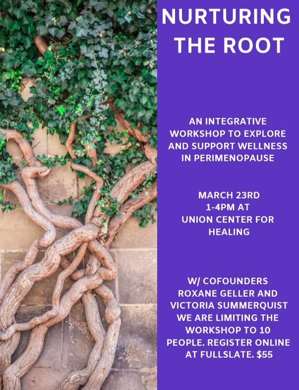 nurturing the root